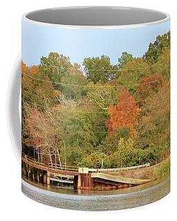 Murphy Mill Dam/bridge Coffee Mug