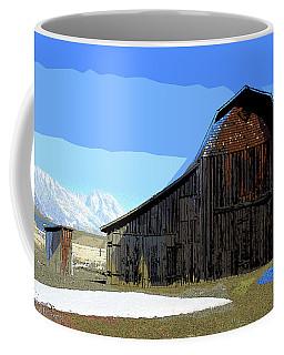 Murphy's Barn Coffee Mug
