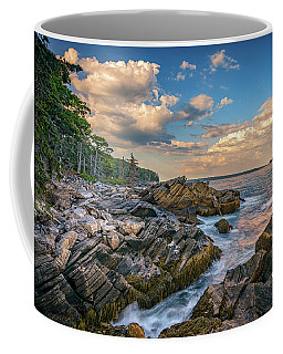 Muscongus Bay Coffee Mug by Rick Berk