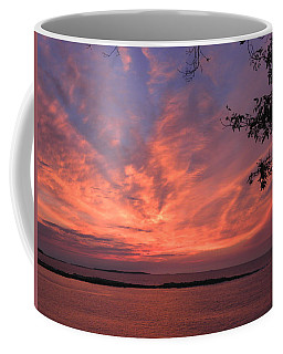 Muscongus Sound Sunrise Coffee Mug