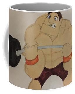 Muscular Man Coffee Mug