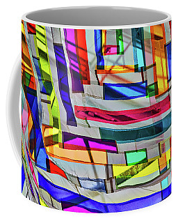 Museum Atrium Art Abstract Coffee Mug