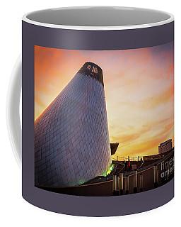 Museum Of Glass Tower#2 Coffee Mug