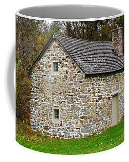 Museum Of Indian Culture Coffee Mug by Jeannie Rhode