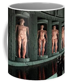 Museum Of Inner Demons Coffee Mug