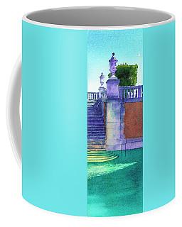 Pool At Viscaya, Miami Coffee Mug