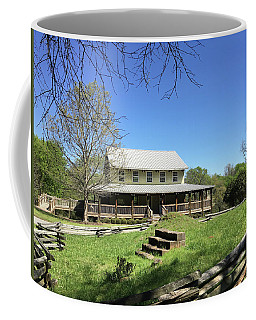 Coffee Mug featuring the photograph Musgrove Mill Sc State Historic Site by Kelly Hazel