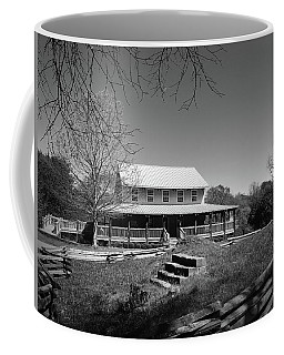 Coffee Mug featuring the photograph Musgrove Mill South Carolina State Historic Site by Kelly Hazel