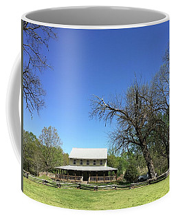 Coffee Mug featuring the photograph Musgrove Mill State Historic Site by Kelly Hazel
