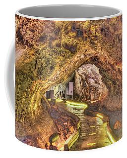 Mushpot Cave Coffee Mug by Richard J Cassato
