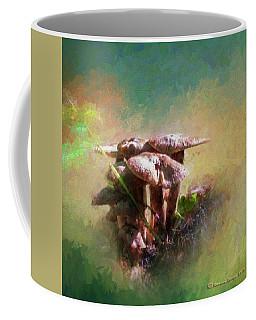 Mushroom Patch Coffee Mug