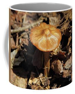 Mushroom Rising Coffee Mug