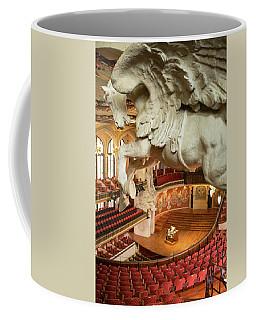Palau De La Musica Catalana, Barcelona Coffee Mug