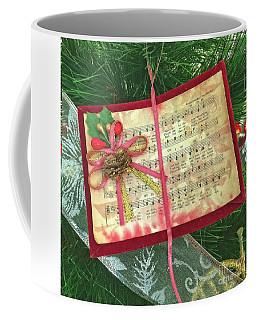 Music For Christmas Coffee Mug