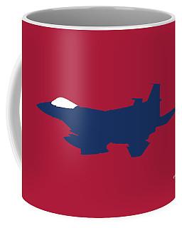Coffee Mug featuring the digital art Music Notes 16 by David Bridburg