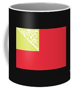 Coffee Mug featuring the digital art Music Notes 2 by David Bridburg