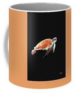 Coffee Mug featuring the digital art Music Notes 31 by David Bridburg