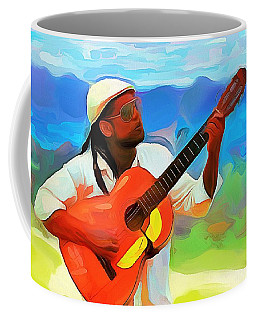 Music On The Sands Coffee Mug