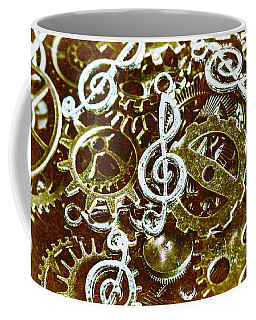 Music Production Coffee Mug