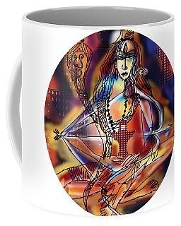 Music Shiva Coffee Mug