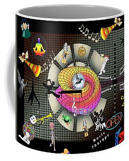 Music Therapy Coffee Mug