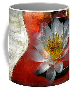 Musical Beauty Coffee Mug by Clare Bevan