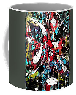 Musical Cacophony 1 Coffee Mug