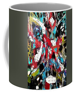 Musical Cacophony Coffee Mug