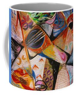 Musical Pastels Coffee Mug