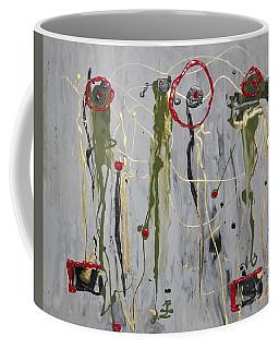 Musical Strings Coffee Mug