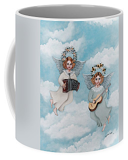 Musician Angels Coffee Mug