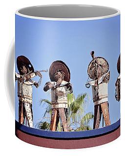 Musicians At The Hotel California Todos Santos Mx Coffee Mug