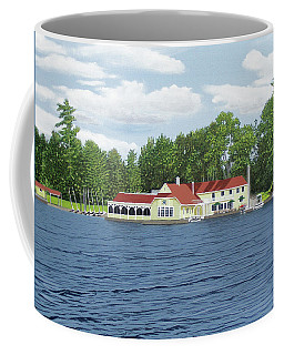 Muskoka Lakes Golf And Country Club Coffee Mug