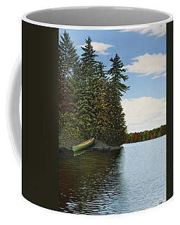 Muskoka Shores Coffee Mug by Kenneth M  Kirsch