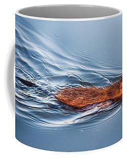 Muskrat Speed Swiming Coffee Mug