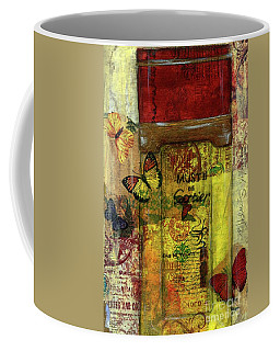 Coffee Mug featuring the painting Must De Cartier by P J Lewis