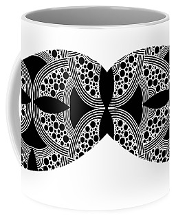 Mustache Tee Coffee Mug