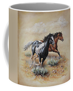 Mustang Glory Coffee Mug
