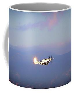 Mustang Horizon Coffee Mug