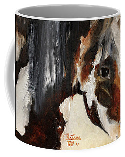 Mustang In My Heart Coffee Mug