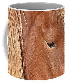 Mustang Macro Coffee Mug