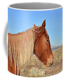 Mustang Mare Coffee Mug