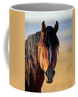 Mustang Portrait Coffee Mug