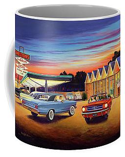 Mustang Sally - Shelton's Diner 2 Coffee Mug