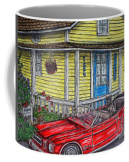 Mustang Sallys' Place Coffee Mug