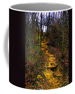 Mustard Hill Coffee Mug