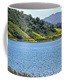 Mustard Patches Coffee Mug