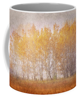 Muted Gold Coffee Mug