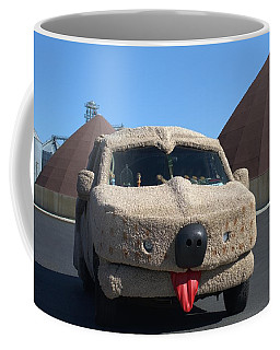 Mutt Cutts Dumb And Dummer Replica Vehicle Coffee Mug by Tim McCullough