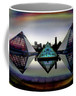 Muttart Conservatory Coffee Mug